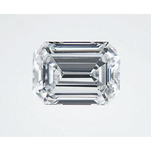 Emerald 0.58 carat E VVS2 Photo