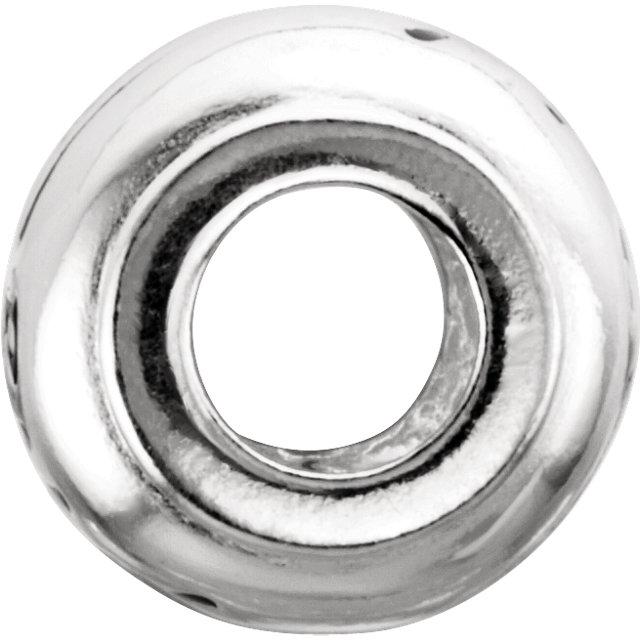 Sterling Silver 10mm