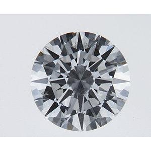 Round 0.60 carat G SI2 Photo