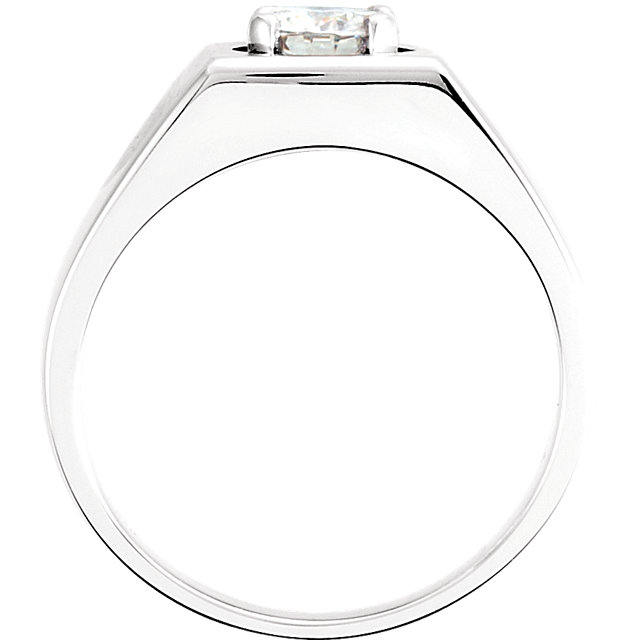 Men-s Solitaire Ring