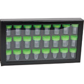Beadalon® Clear-View Black Tray with Magnetic Closure