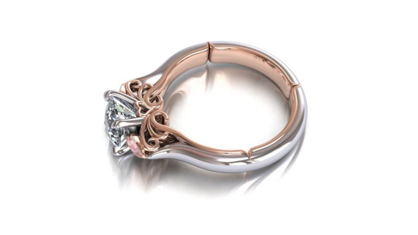 Matrix cad software for jewelry stuller