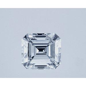 Emerald 0.73 carat F SI2 Photo
