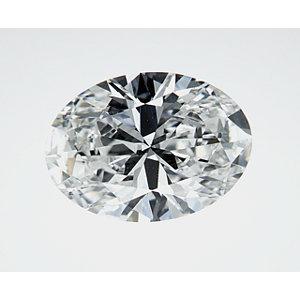 Oval 1.50 carat G VS2 Photo