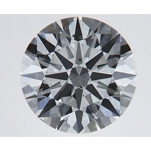 Round 2.05 carat G SI1 Photo