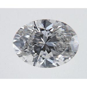 Oval 0.52 carat I I1 Photo