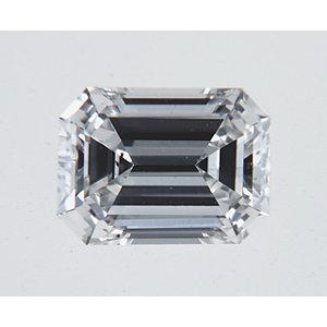 Emerald 0.33 carat G SI2 Photo
