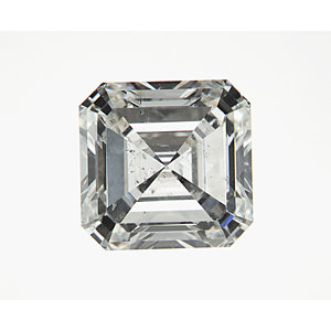 Asscher 1.02 carat H SI1 Photo