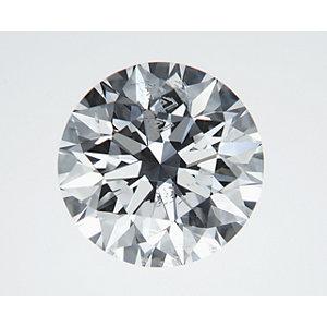 Round 0.71 carat D I1 Photo