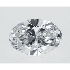 Oval 0.32 carat G SI1 Photo