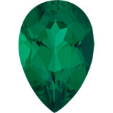 Pear Lab Created Emerald