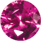 Round SWAROVSKI GEMSTONES™ Genuine Bright Red Ruby