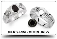 Mens Ring Mountings