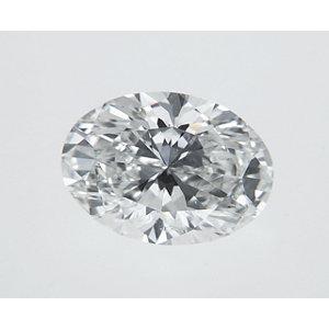 Oval 0.44 carat F I1 Photo