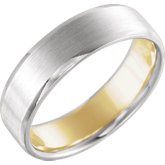 Fancy Wedding Band