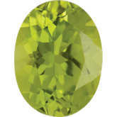 Oval Genuine Peridot