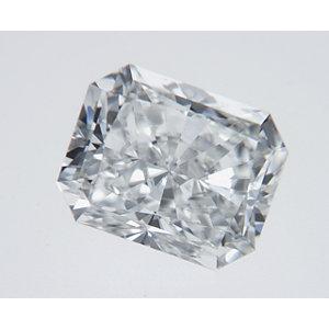 Radiant 0.50 carat G SI1 Photo