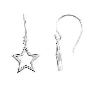 Petite Star Earrings
