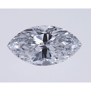 Marquise 0.34 carat D SI1 Photo