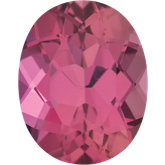 Oval Genuine Pink Tourmaline