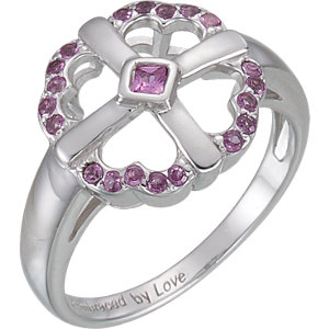 Embraced by Love™ Ring