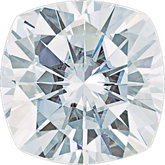 Antique Square Forever One Moissanite