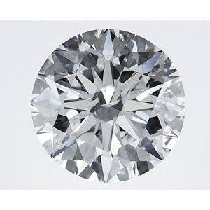 Round 0.91 carat I I1 Photo