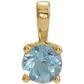 Birthstone Necklace or Pendant