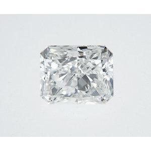Radiant 0.50 carat I SI1 Photo