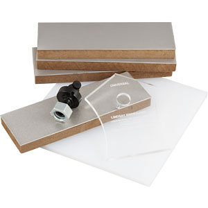 lindsay engraving sharpening system with 4 templates 4 diamond bench