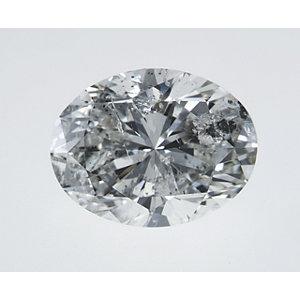 Oval 1.52 carat G I1 Photo