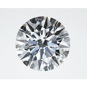 Round 0.90 carat E SI2 Photo