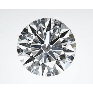 Round 2.60 carat E SI2 Photo