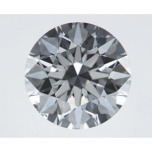 Round 0.61 carat J SI1 Photo
