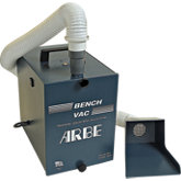 Arbe Jewelers Bench Vacuum System