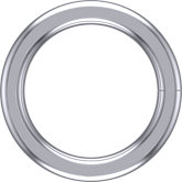 7 mm ID Round Jump Rings (Formerly JR10L & JR10H)