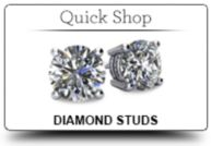Quick Shops - Diamond Studs