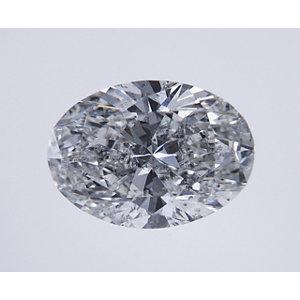 Oval 2.01 carat I SI2 Photo