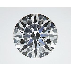 Round 1.51 carat H SI1 Photo