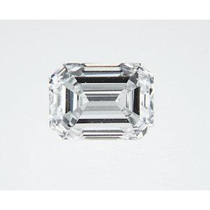 Emerald 0.30 carat F VVS2 Photo