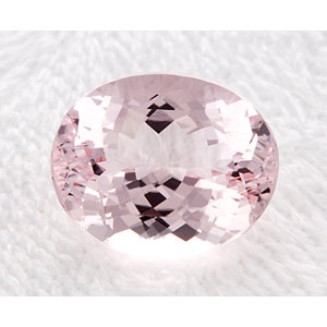 Morganite Oval 4.58 carat Pink Photo