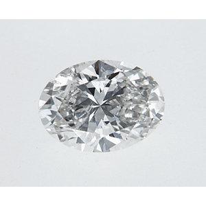 Oval 0.45 carat G SI1 Photo