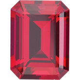 Emerald/Octagon Lab Created Ruby