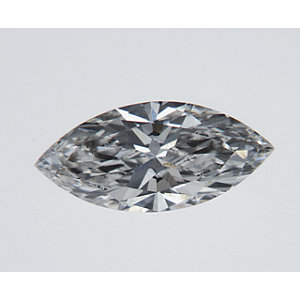 Marquise 0.32 carat H SI1 Photo