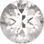 Genuine White Topaz