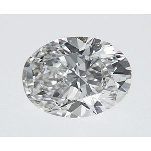 Oval 0.35 carat H VS1 Photo