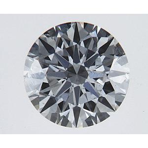 Round 0.70 carat G I1 Photo