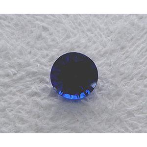 Sapphire Round 1.02 carat Blue Photo