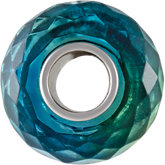 Kera® Blue & Green Faceted Glass Bead