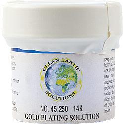 Clean Earth® 14K Gold Pen Plating Solution | Stuller
